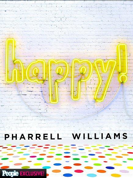 Happy ! Le livre
