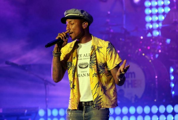 Pharrell & The Baes - Dear G  I  R  L Tour 2.0 - Théâtre Antique de Vienne - 23 juin 2015