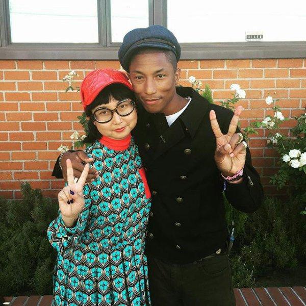 Pharrell &... - Juillet 2015