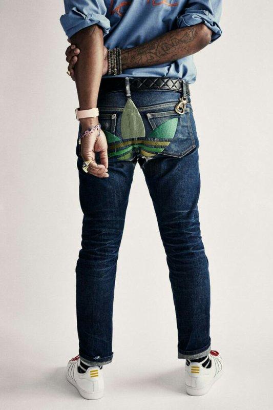 Adidas Originals Fall/ Winter 2015 Lookbook