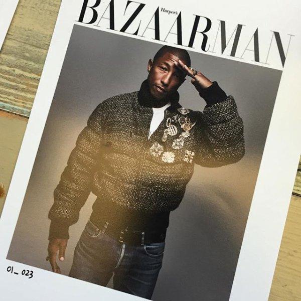 Shoot Harper's Bazaar Korea - Août 2015