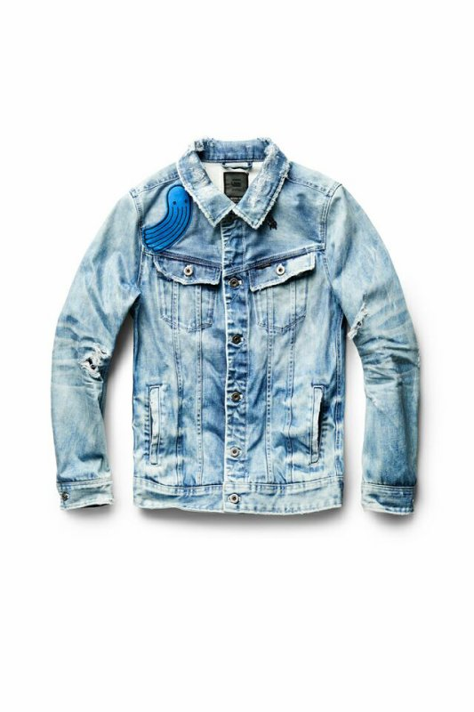G-Star RAW for the Oceans collection automne/ hiver 2015
