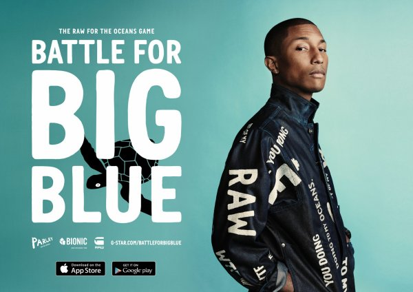 """Battle for Big Blue"""