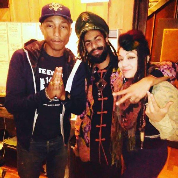 Pharrell - Nashville - 25 janvier 2016