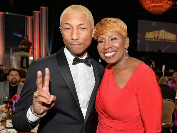 Pharrell - American Black Film Festival Awards - Beverly Hills - 21 février 2016