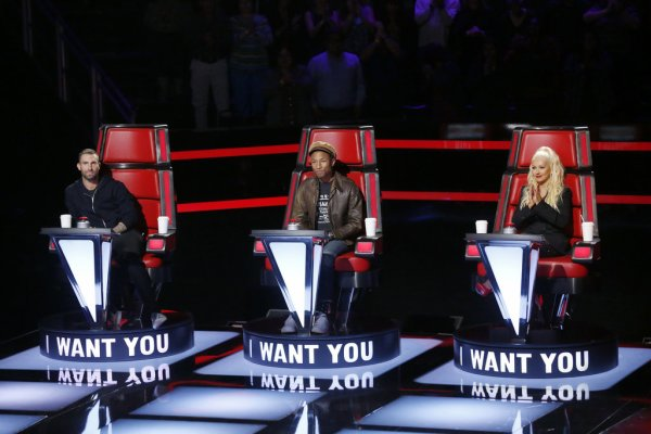 The Voice Saison 10 - Blind