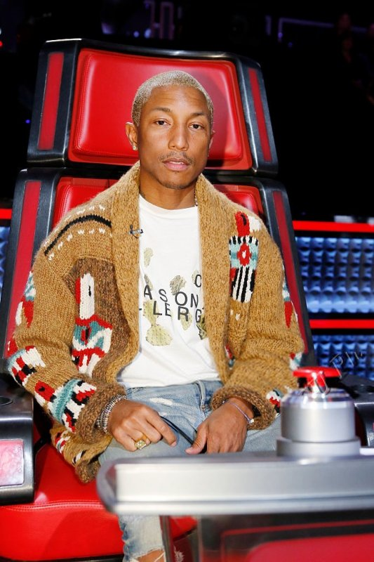 Pharrell quitte The Voice