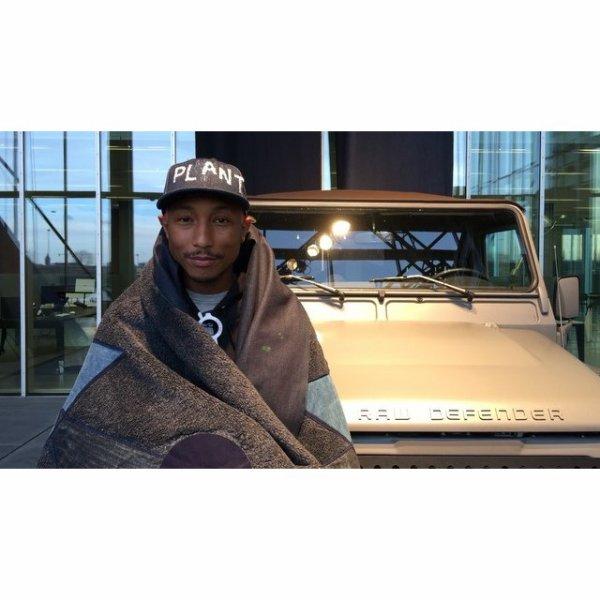 Pharrell - Amsterdam - 30 mars 2016
