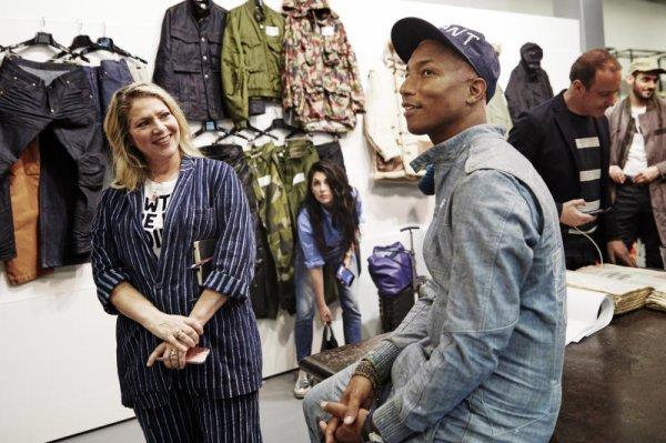 Pharrell - Amsterdam - 30 & 31 mars 2016