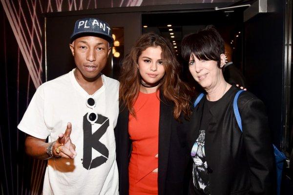 Pharrell - iHeart Music Awards - Inglewood, CA - 3 avril 2016
