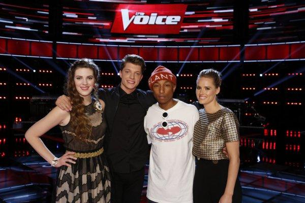 The Voice Saison 10 - Live - 11, 12 et 13 avril 2016