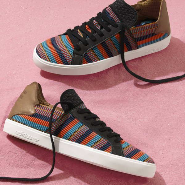 "Pharrell Williams = Adidas ""Pink Beach"" Collection"