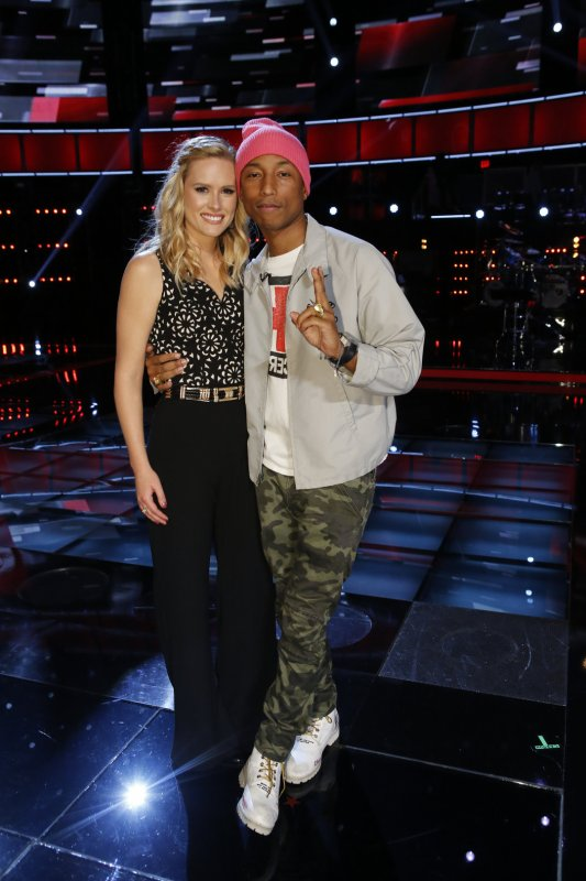 Pharrell - The Voice Saison 10 Live - 2 et 3 mai 2016