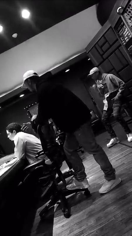En Studio - 7 mai 2016