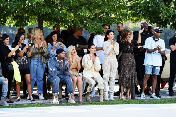 Pharrell - Kanye West Yeezy Season 4 Fashion Show - NYC - 7 septembre 2016