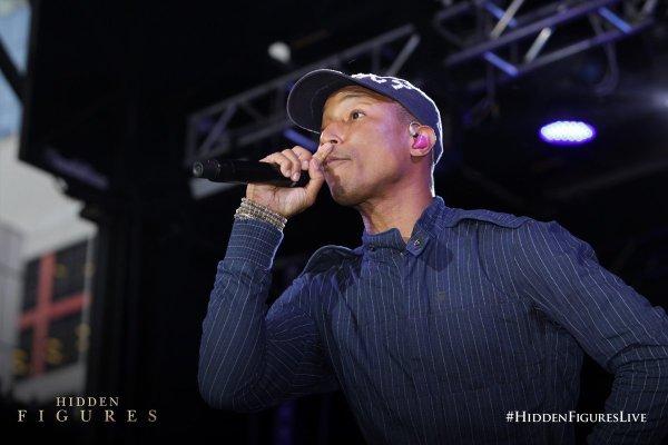 Pharrell - Toronto International Film Festival - 10 septembre 2016