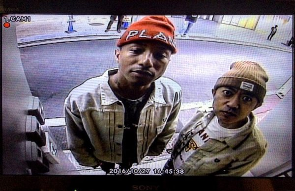 Pharrell - Tokyo, Japon - 27 octobre 2016