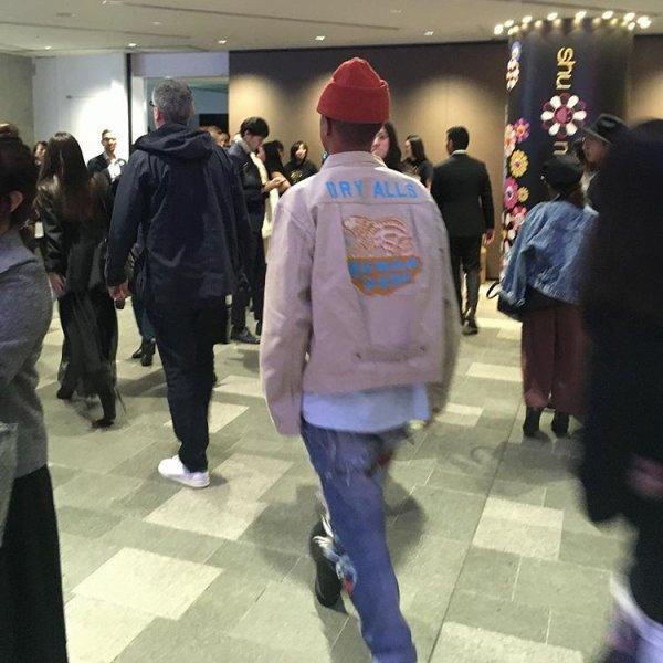 Pharrell - Tokyo, Japon - 28 octobre 2016