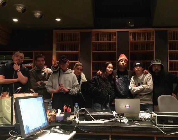 Pharrell - Tokyo, Japon - 30 octobre 2016