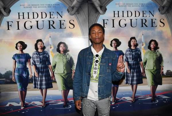 Projection Hidden Figures - Atlanta - 16 novembre 2016