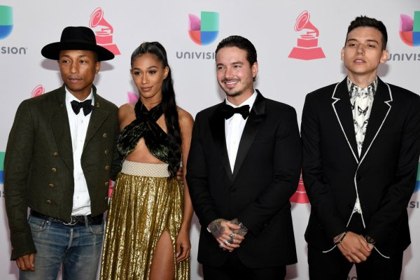 17e Latin Grammy Awards - Las Vegas - 17 novembre 2016