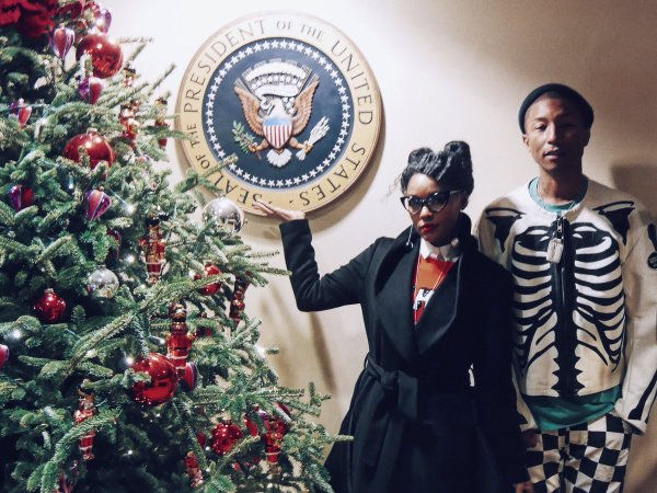 Maison Blanche - 13 décembre 2016
