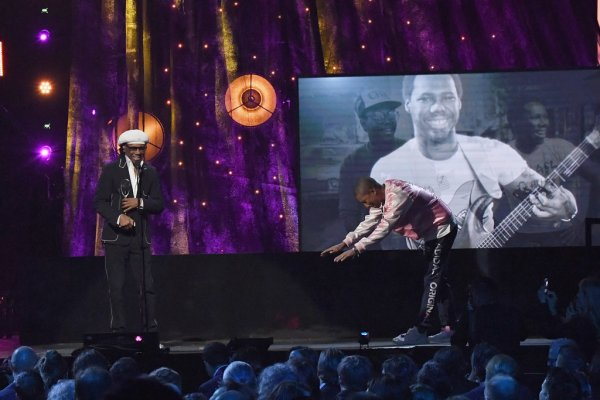 Rock & Roll Hall of Fame Induction Ceremony - 7 avril 2017