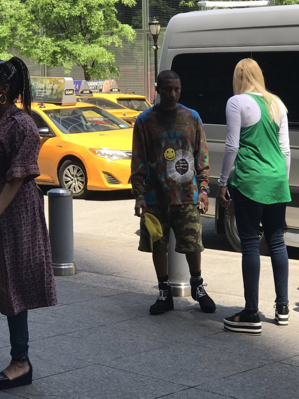 NYC - 18 mai 2017