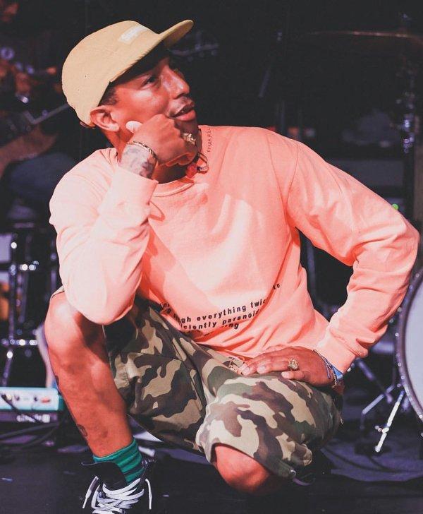Répétitions Roots Picnic - Philadelphia - 2 juin 2017