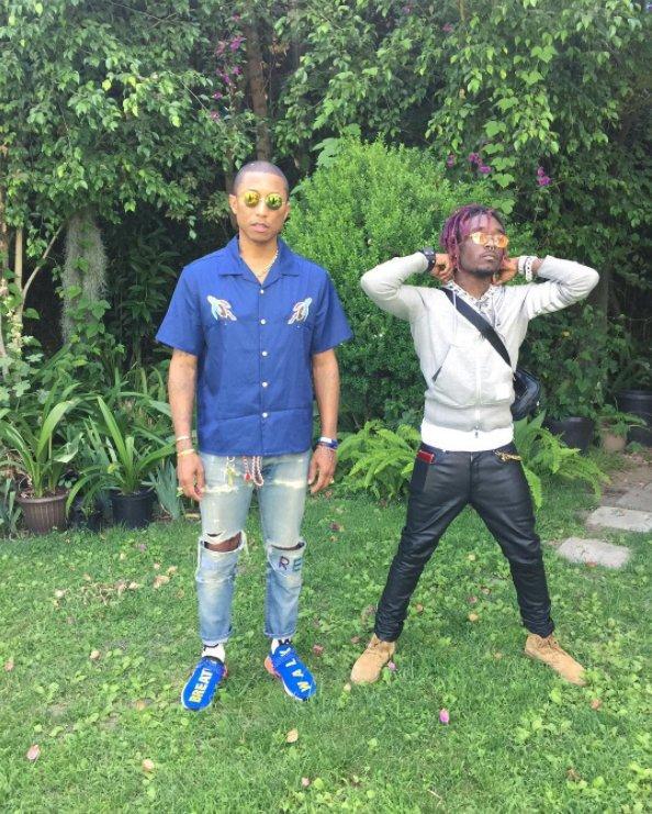 Pharrell & Lil Uzi Vert - 21 juin 2017