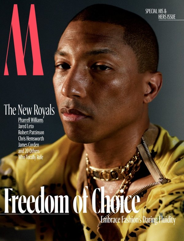 W Magazine - Octobre 2017