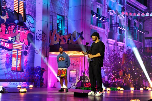 "VH1 Hip Hop Honors: ""The 90's Game Changers"""