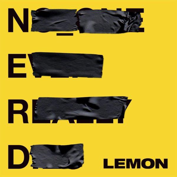 N.E.R.D - Lemon (Ft. Rihanna)
