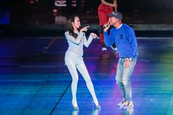 Tmall Double 11 Gala - Shanghai - 10 novembre 2017