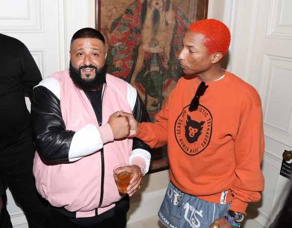 DJ Khaled's Birthday Party - Beverly Hills - 2 décembre 2017
