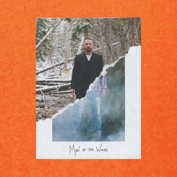 Justin Timberlake - Man of The Woods - 2 février 2018