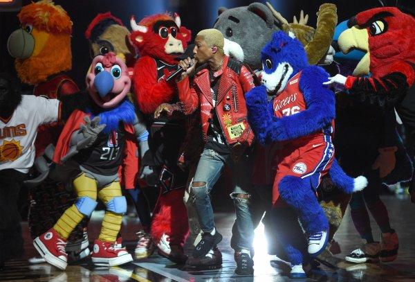 NBA All Star Game Halftime Performance - 18 février 2018