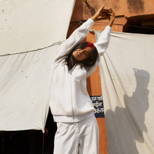 Adidas x Pharrell Hu Holi - Blank Canvas