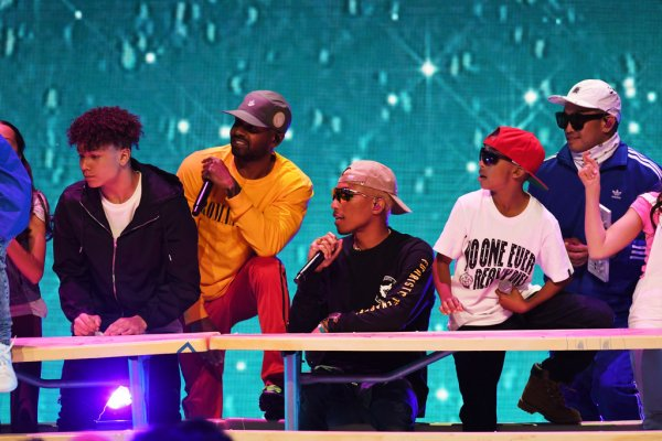 N.E.R.D - Kids Choice Awards - 24 mars 2018