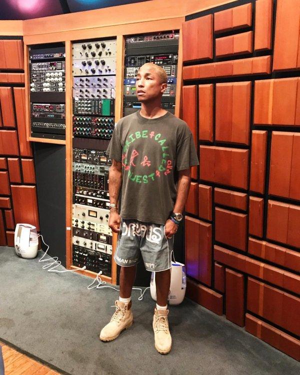 Pharrell - 25 avril 2018