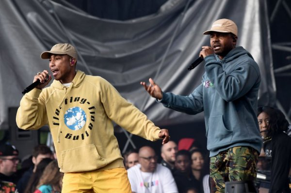 N*E*R*D - Governors Ball Music Festival - 3 juin 2018