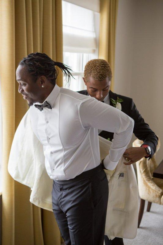Mariage de Pusha T - 22 juillet 2018
