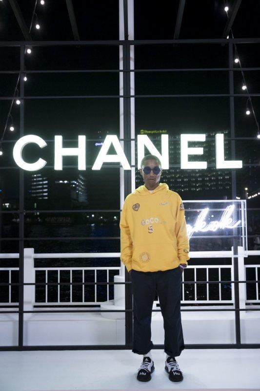 """Défilés Chanel """"The Cruise"""" - Bangkok, Thailande - 31 octobre 2018"""