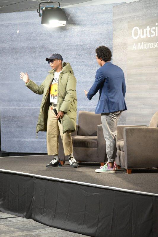 Séance de dédicaces dans les bureaux de Microsoft - Seattle - 16 novembre 2018