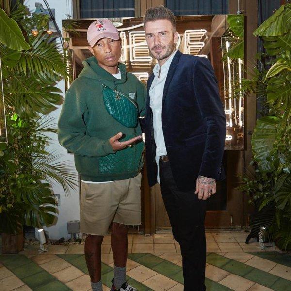 Adidas x British Fashion Council x David Beckham dinner - Miami - 6 décembre