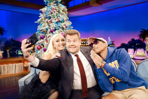 Late Late show with James Corden - 13 décembre 2018