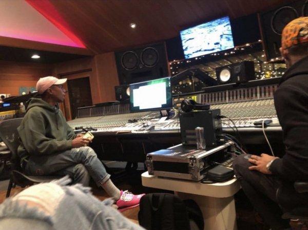 En studio avec... - février 2019
