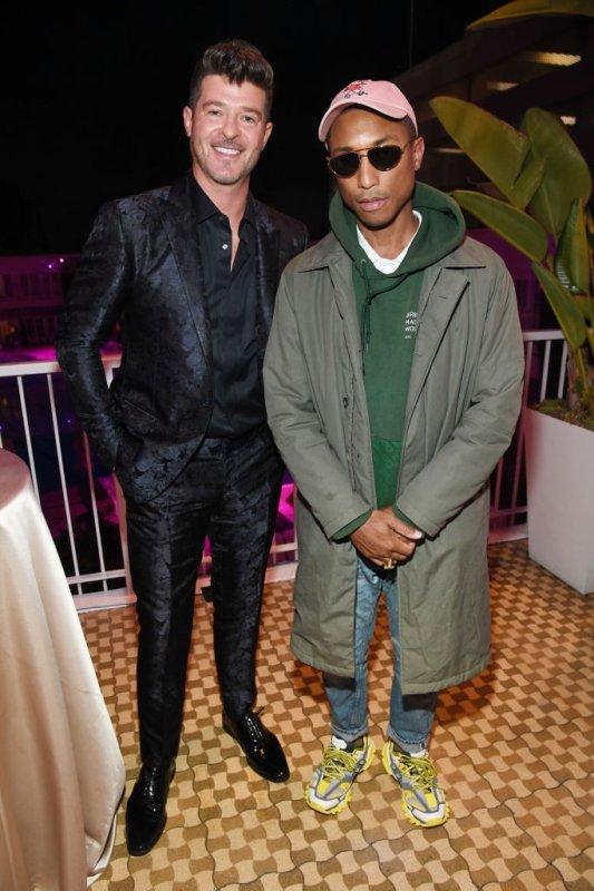 Pre-Grammy Gala honoring Clarence Avant - 9 février 2019