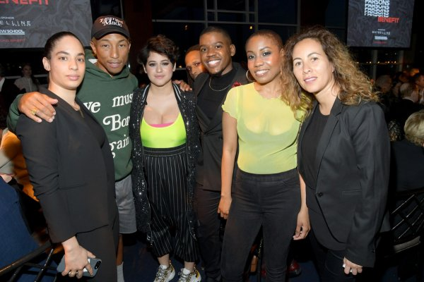 71st Annual Parsons Benefit honoring Pharrell - NYC - 20 mai 2019