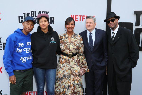 "Avant-première Netflix ""The Black Godfather"" - 3 juin 2019"